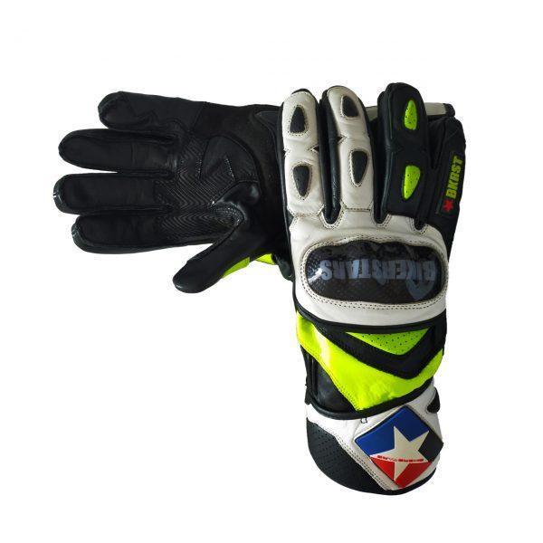 guantes caña larga para motogp
