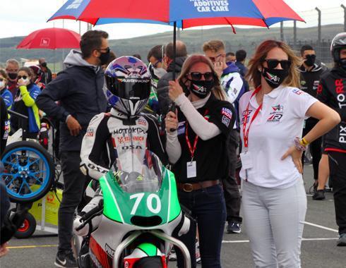 moto4 listos para competencia